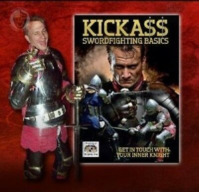 Kickass Swordfighting Basics DVD