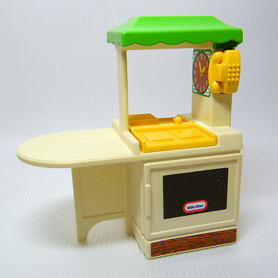 Little Tikes KITCHEN ISLAND for Doll House Dollhouse