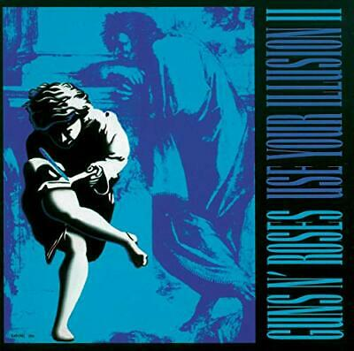 Guns N' Roses - Use Your Illusion II - Guns N' Roses CD SGVG The Cheap Fast Free