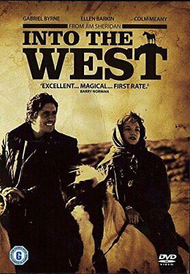 Into The West [DVD] - DVD  5WVG The Cheap Fast Free Post