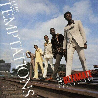 The Temptations - The Ultimate Collection:  The Tem... - The Temptations CD MZVG