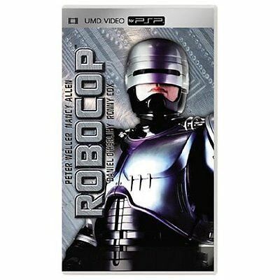 Robocop [UMD Mini for PSP] - DVD  7MVG The Cheap Fast Free Post