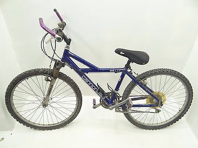 VINTAGE USED 1990'S Cannondale M300 Blue Mens Mountain Bike Bicycle Parts