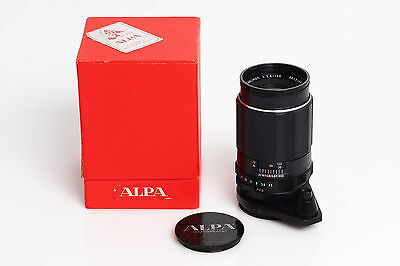Alpa Takumar 3.5/135mm TEXETA w. M42 Adapter