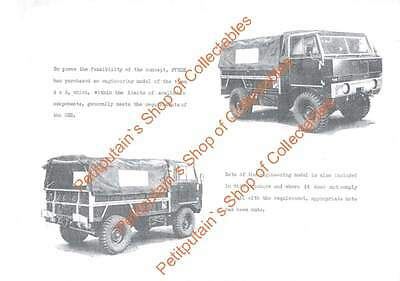 Land Rover Truck 1 Ton 4X4 General Service Forward Control Electronic PDF