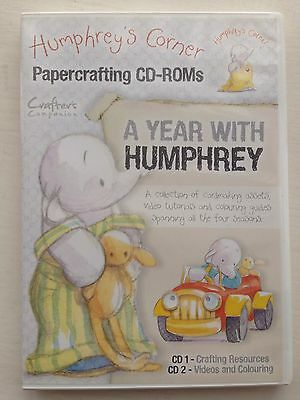 A Year With Humphrey Double Cd Rom