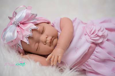 Reborn Doll Fake Baby Newborn Life Like Girl Child Friendly Now A Play Doll !!!
