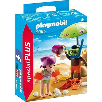 Playmobil® Special Plus Kids mit Sandburg 9085