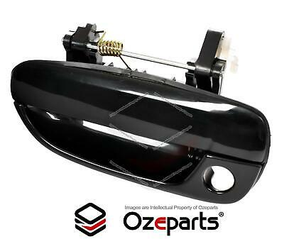 Hyundai Accent LC 00~06 FRONT LH Left Hand OUTER Door Handle Black