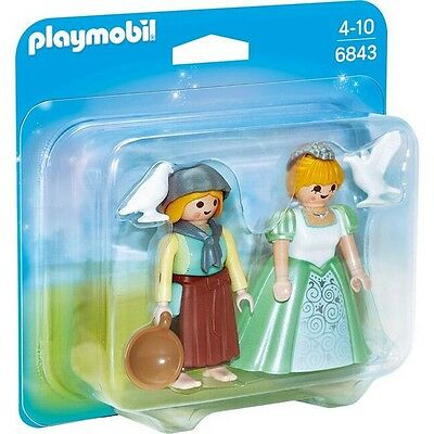 Playmobil® Duo Pack Prinzessin und Magd 6843