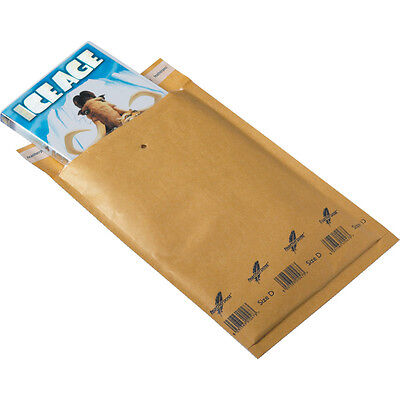 Fellowes Gold Mailing Bag 240X335M M Size G (Pk-100)
