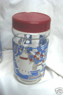 VINTAGE MEDIUM  SIZE exclusively for MAXWELL HOUSE COUNTRY  KITCHEN JAR  # 2