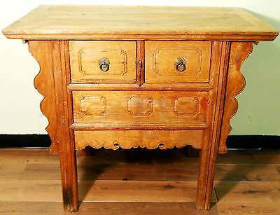 """Antique Chinese """"Butterfly"""" Coffer (2011) Ming Style, Circa 1800-1849"""