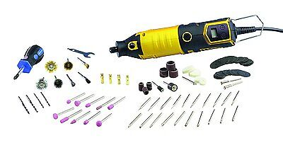 Rotacraft Rc 250X Rotary Tool Kit, Variable Speed High Power