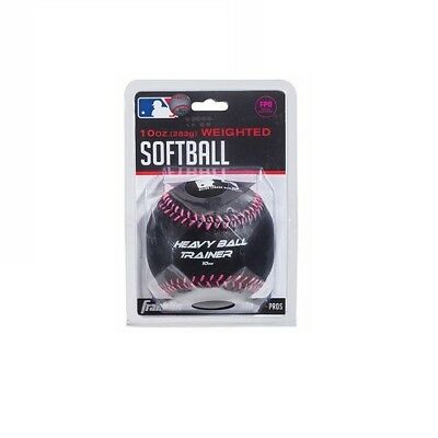 New Franklin Heavy Weight 10 oz. Official Size  Training Softball Build Strength