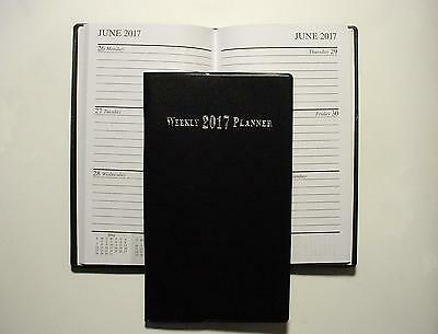 2017 Weekly Planner ~ Appointment Book ~ Student Planner ~ Organizer ~ Compact