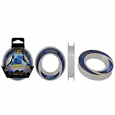 filo Trabucco T-FORCE XPS FLUOROCARBON 100% SALTWATER mt 50 Ø 0,20 INVISIBILE