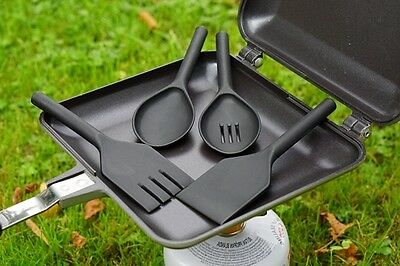 RidgeMonkey Sandwich Toaster Utensil Set BOTH SIZES BRAND NEW FREE POSTAGE