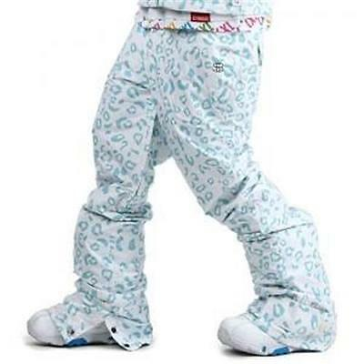 Nwt*special Blend Dutchess Womens Snowboard Ski Pants*white Wildthang*size Small