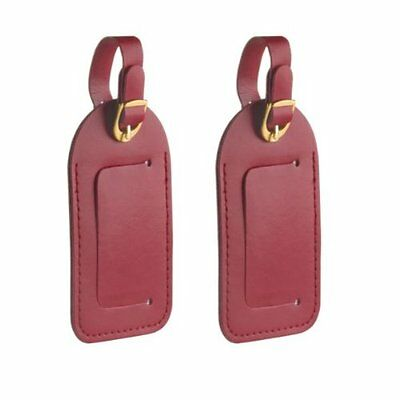 Conair Travel Smart Luggage Tag Red TS302RED
