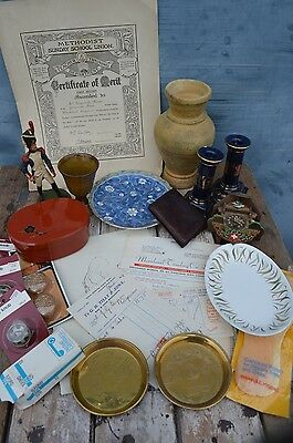 Clearance Bundle Mixed Different Vintage Collectables Curios Items Job Lot #16