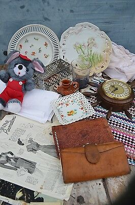 Clearance Bundle Mixed Different Vintage Collectables Curios Items Job Lot #24