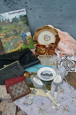 Clearance Bundle Mixed Different Vintage Collectables Curios Items Job Lot #22