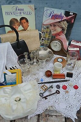 Clearance Bundle Mixed Different Vintage Collectables Curios Items Job Lot #20