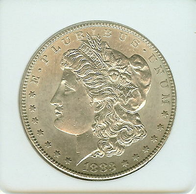 1883-s Morgan Dollar  Uncirculated oustanding Silver Coin One Dollar**********
