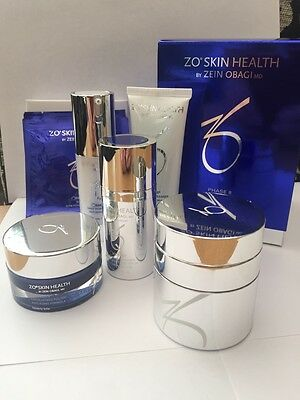 ZO Skin Health Phase II Kit with full size Growth Factor Serum RRP  £195