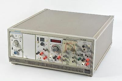 Tektronix TM5006 Mainframe Chassis W/ AM 503, PS 501-1, DM 502, PG501, PS503A
