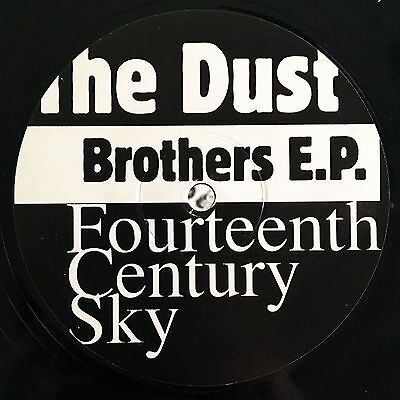 The Dust (Chemical) Brothers - Fourteenth Century Sky EP - Collect Boys Own 12""
