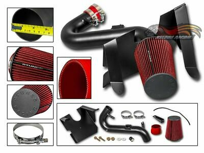 RTunes V2 05-09 Ford Mustang 4.0L V6 Cold Air Intake Racing System + Filter