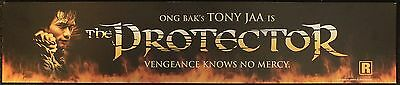 The Protector, Large (5X25) Movie Theater Mylar Banner/Poster