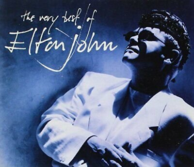 Elton John - The Very Best of Elton John - Elton John CD 0VVG The Cheap Fast The