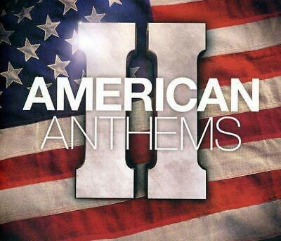Various Artists - American Anthems Ii - Various Artists CD 3GVG The Cheap Fast