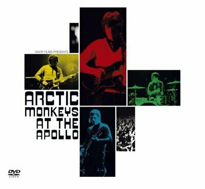 Arctic Monkeys - At The Apollo [2008] [DVD] - DVD  L2VG The Cheap Fast Free Post