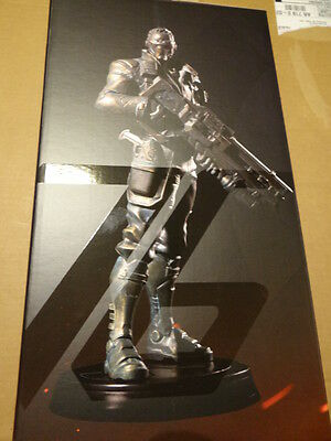 New In Box Blizzard Overwatch Limited Collector's Edition Soldier 76 Statue