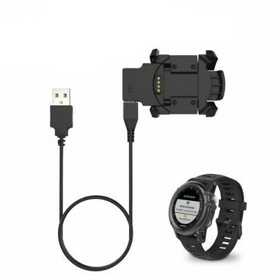 New! USB Charging Data Sync Cable Replacement Charger Dock for Garmin Fenix 3 HR