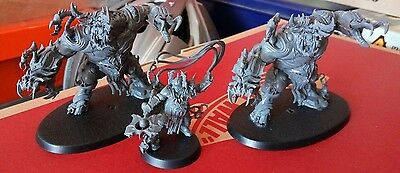 Pack khorne warhammer Age of Sigmar Khorgorath and Bloodstoker, Bloodreavers