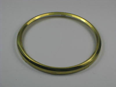 Jaguar E Type Smiths Instrument Brass Bezel 5 Inch Early