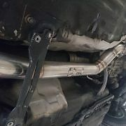 TGS Tuning 3.5″ Mid Pipe Exhaust System / Decat / Racepipe Mazda RX7 FD3S