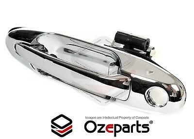 Toyota Landcruiser 100 Series 98~07 FRONT LH Left Hand Outer Door Handle Chrome