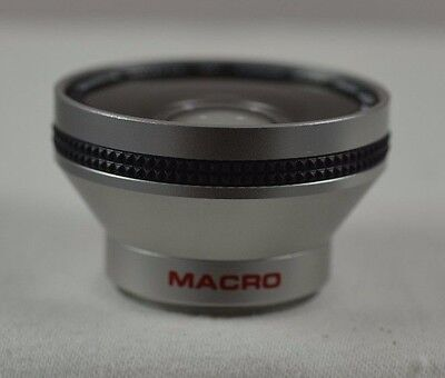 Titanium Digital Af Video 37 Mm 0.45X Wide Angle Macro Lens Fast-Free Shipping