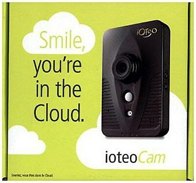 Smile, You're in the Cloud - ioteo Smart Cam HD
