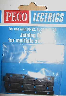 Peco Lectrics Joining Bar for multiple switching PL-24 PL24