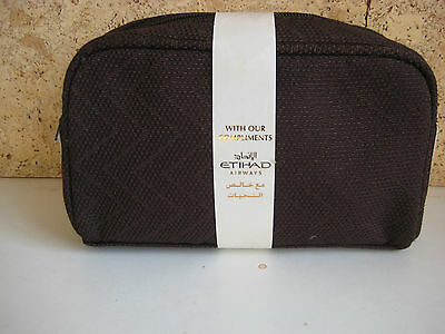 New and Sealed Etihad First Class Amenity Kit Sougha Limited Edition