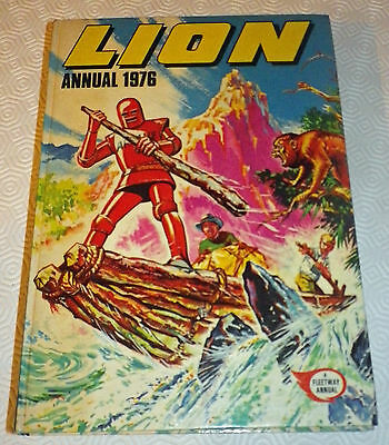 The LION Annual 1976