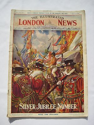 Beautiful 1935 The Illustrated London News, His Majesty