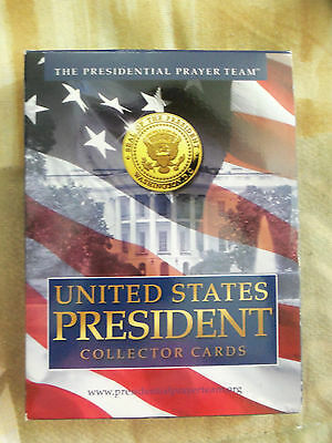 U.S. President History Educational Learning Collector Info Flashcards